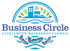 Luckiamute Business-Circle-logo