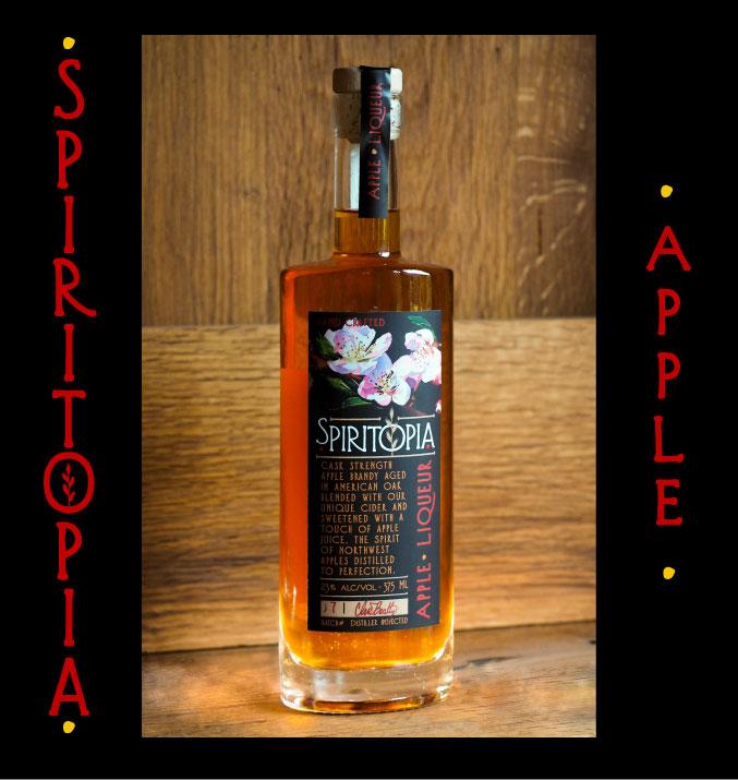 Spiritopia Apple